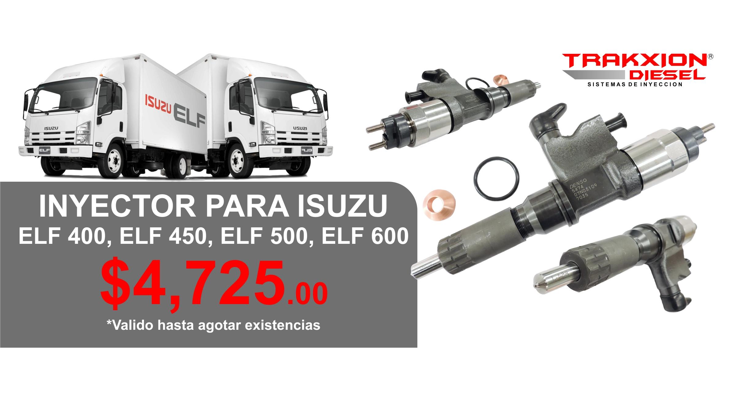 ELF400 ELF500 ELF450 ELF600