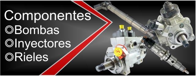 Trakxion Diesel - Sistemas de inyección